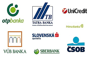 banky loga