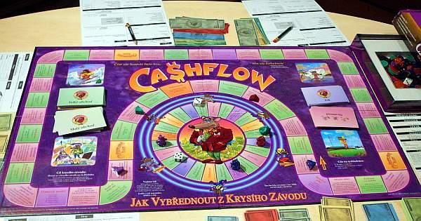 edukatívna hra casflow